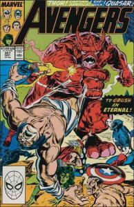 Marvel THE AVENGERS (1963 Series) #307 VF/NM