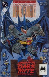 DC BATMAN: LEGENDS OF THE DARK KNIGHT #38 VF/NM