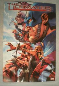 THE ULTIMATES Promo Poster, 24x36, 2004, Unused, more in our store