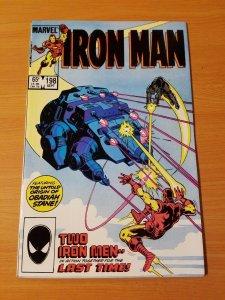 Iron Man #198 ~ NEAR MINT NM ~ 1985 MARVEL COMICS