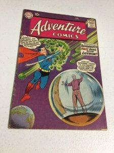 Adventure Comics 271 Vg Very Good 4.0 Bottom Staple Detached DC Comics