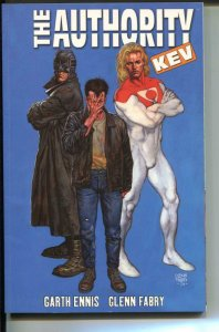 Authority: Kev-Garth Ennis-TPB-Trade