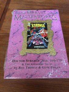 Marvel Masterworks 75 Doctor Strange Variant  Brand New Strange Takes 169-179