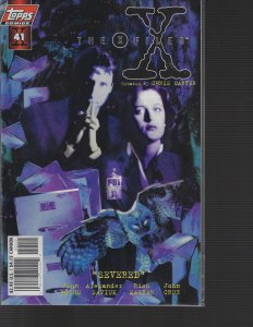 X-Files #41 (Topps, 1998) NM