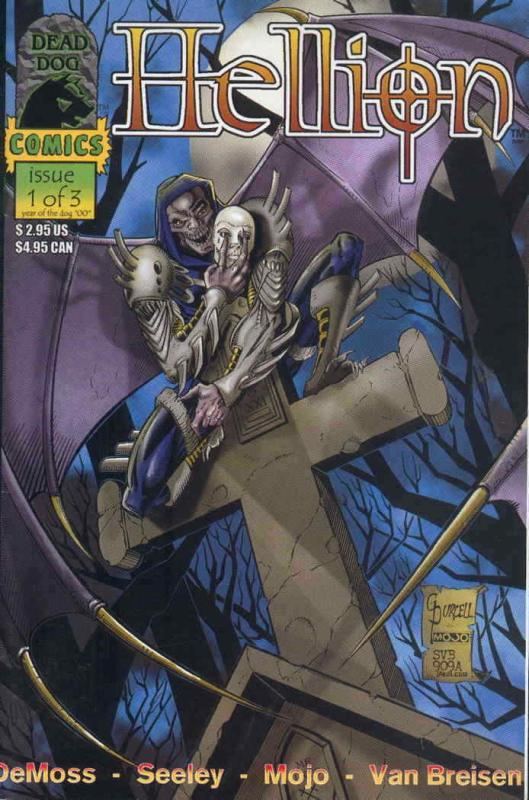 Dead Dog Comics Presents Hellion #1 FN; Dead Dog | save on shipping - details in