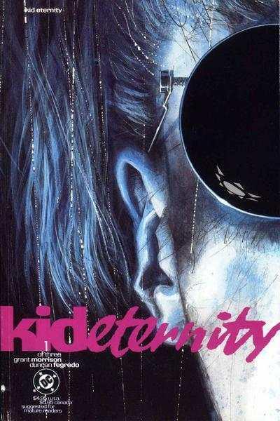 Kid Eternity (1991 series) #1, NM- (Stock photo)