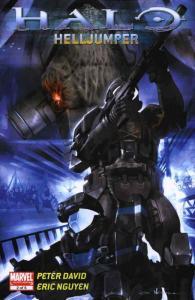 Halo: Helljumper #2 VF/NM; Marvel   save on shipping - details inside