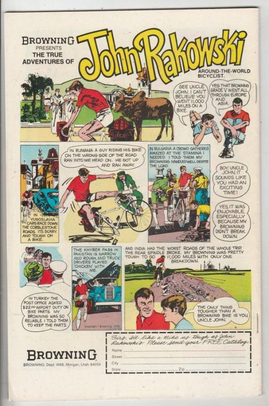 Action Comics #462 (Aug-76) NM- High-Grade Superman
