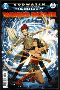 Wonder Woman #20  (Jun 2017 DC Rebirth)  9.4 NM