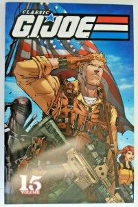 *Classic GI Joe TPB 15 (IDW, '09, 1st Edition)
