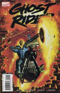 Ghost Rider (7th Series) #15 FN; Marvel | save on shipping - details inside