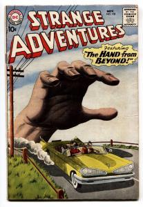 Strange Adventures #110 Great cover 1959 DC Grey Tone - Comic Book
