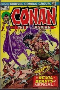 Conan #30 (Marvel, 1973) NM-