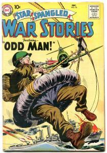 Star Spangled War Stories #76 1958- DC Silver Age- Mort Drucker VG+