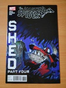 Amazing Spider-Man #633 ~ NEAR MINT NM ~ 2010 Marvel Comics