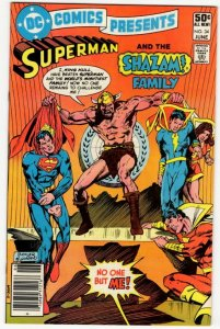 DC COMICS PRESENTS #34 (8.5-9.0) No Reserve! 1¢ Auction!
