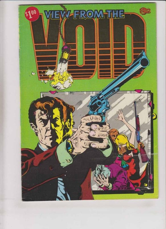 View From the Void #1 FN cozmic comics STEVE MOORE underground comix import