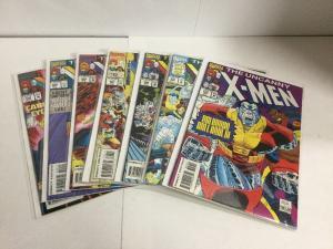 Uncanny X-Men 302 304 306-310 Lot Vf-Nm Very Fine-Near Mint Marvel Comics