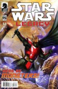 STAR WARS: LEGACY #3