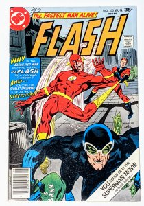 The Flash #252 (Aug 1977, DC) VF/NM 9.0 Elongated Man appearance