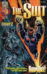 Suit, The #3 VF/NM; Virtual | save on shipping - details inside