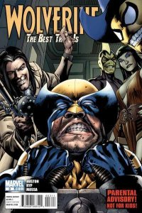 Wolverine: The Best There Is #3, NM- (Stock photo)