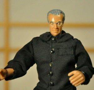 1997 JAMES BOND 007 Tomorrow Never Dies - Elliot Carver Figure