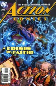 Action Comics (1938 series) #849, NM (Stock photo)