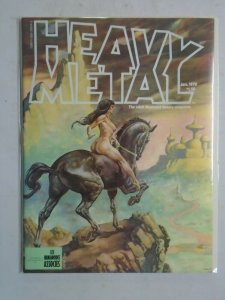 Heavy Metal Magazine volume 1 #10 6.0 FN (1978 HM Communications)