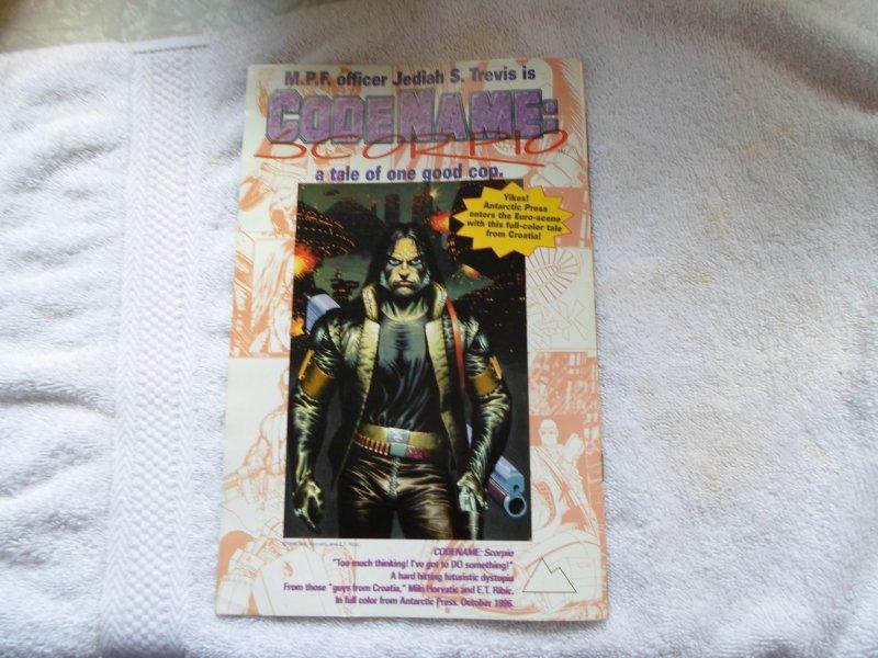 ANTARCTIC PRESS CELL # 1 ( 1996 )