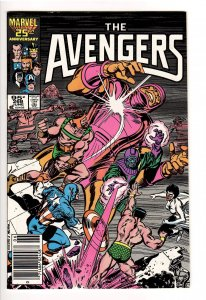 KANG!!!! AVENGERS 268 NM 9.2 THE KANG DYNASTY part 2 from #267