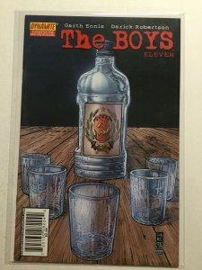 The Boys 11 Near Mint Nm Dynamite
