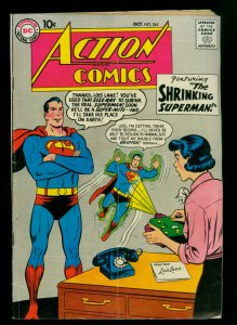 Action Comics #245 VG 4.0 DC Superman