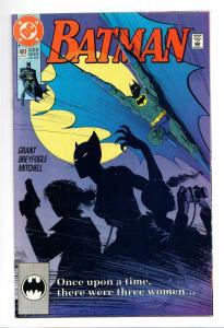 Batman #461 (DC, 1991) VF/NM
