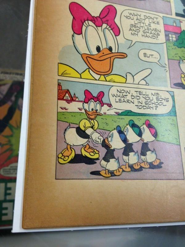 Dell Four Color 600 Daisy Duck Diary (#1)  GD/VG (Nov. 1954)