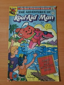Adventures of Kool-Aid Man #7 ~ FINE - VERY FINE VF ~ 1990 Archie Comics