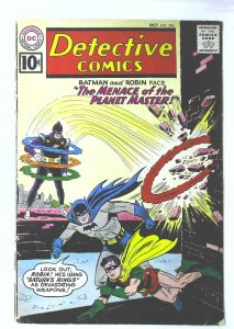 Detective Comics (1937 series) #296, VG- (Actual scan)