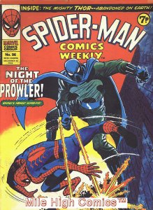 SPIDER-MAN WEEKLY  (#229-230) (UK MAG) (1973 Series) #96 Fine