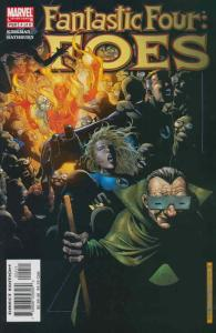 Fantastic Four: Foes #4 VF/NM; Marvel   save on shipping - details inside