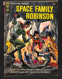 Space Family Robinson #12 (1965)