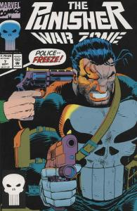Punisher, The: War Zone #7 VF/NM; Marvel | save on shipping - details inside