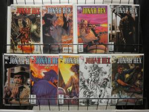Jonah Hex (DC 2006)#2-10 Jimmy Palmiotti and Justin Gray Presents Western Action