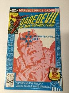 Daredevil 167 Nm Near Mint Marvel