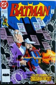 Batman #475 (1992)