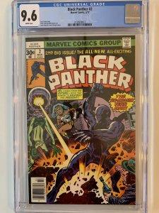 Black Panther #2 (1977)