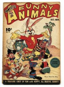 Fawcett's Funny Animals #32 1945- Golden Age  G