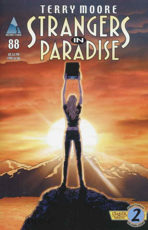 Strangers in Paradise (3rd Series) #88 VF/NM Image - save on shipping - details