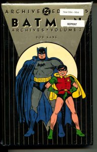 Batman Archives 2 hardcover- sealed