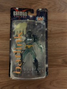 Batman Beyond Batlink Power Grid Batman Action Figure