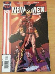 New X-Men #18 Academy ~ NEAR MINT NM ~ 2005 MARVEL COMICS